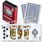 XF Japan WIND MILL Royal Plastic Cheat Playing Cards Marked With Invisible Barcode