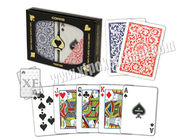 1546 Gambling Props Plastic COPAG Poker Cards With Regular Index Size